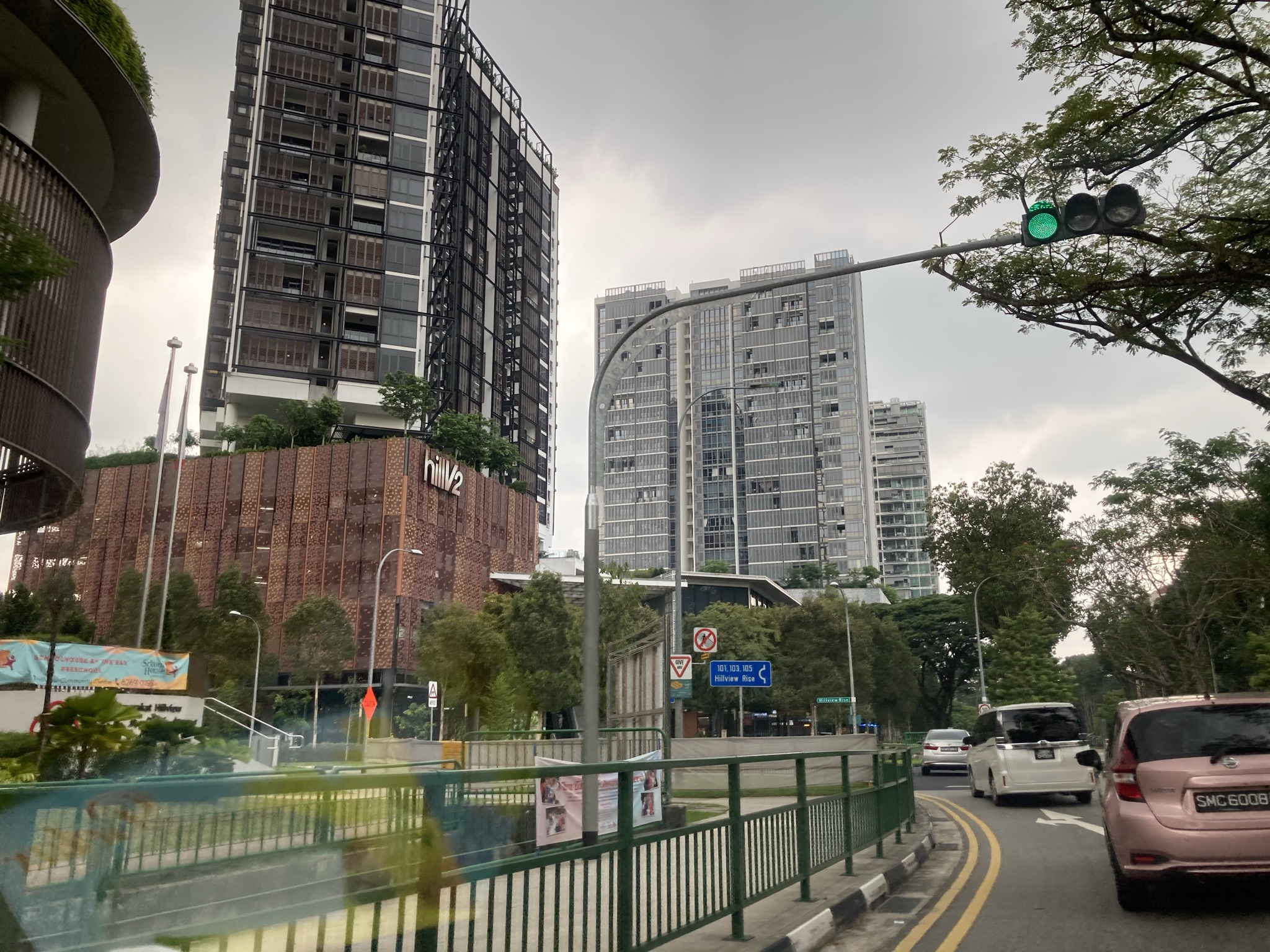 Midwood Condo at Hillview Neighbourhood Hillion Mall and Bukit Panjang Plaza