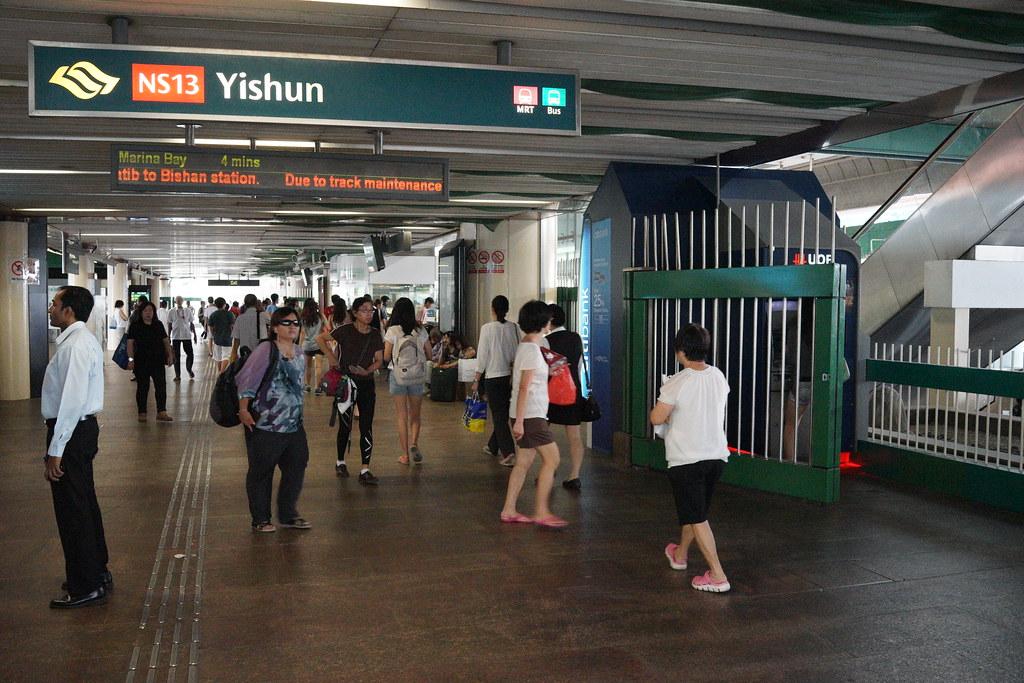 Yishun EC Residents Located Near Yishun MRT Station and Yishun Integrated Transport Hub